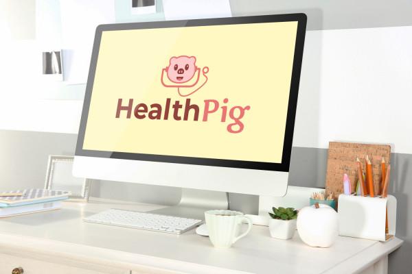 Sample branding #1 for Healthpig