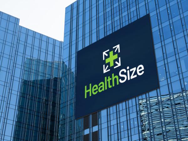 Sample branding #3 for Healthsize