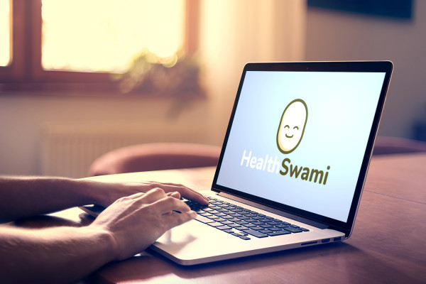 Sample branding #1 for Healthswami