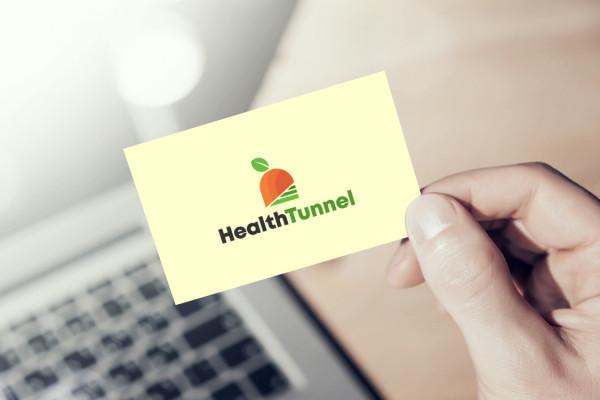 Sample branding #1 for Healthtunnel