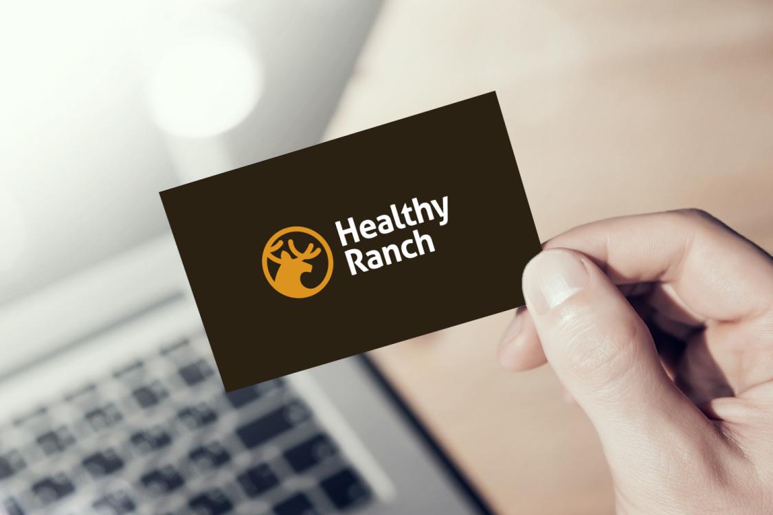 Sample branding #1 for Healthyranch