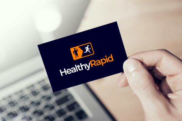 Sample branding #3 for Healthyrapid