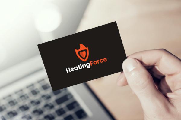 Sample branding #2 for Heatingforce