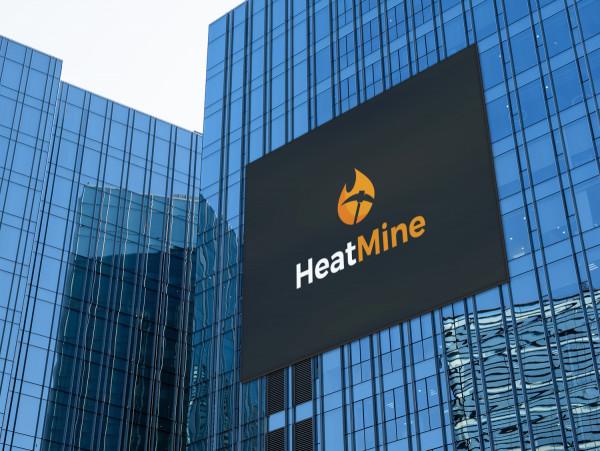 Sample branding #2 for Heatmine