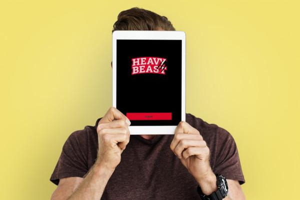 Sample branding #3 for Heavybeast