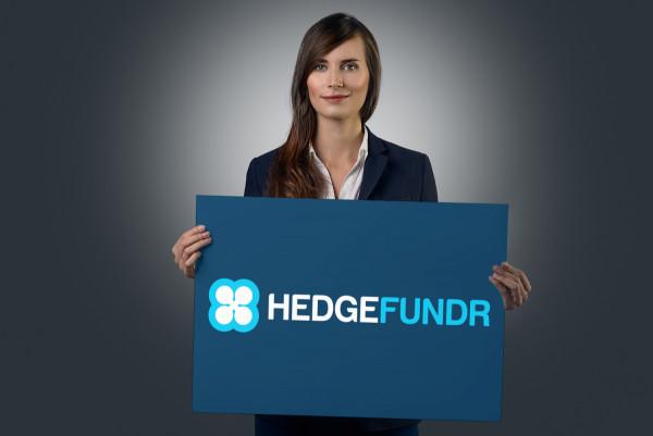 Sample branding #2 for Hedgefundr