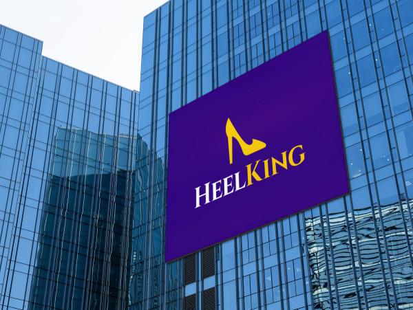 Sample branding #2 for Heelking