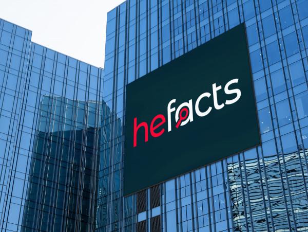 Sample branding #3 for Hefacts