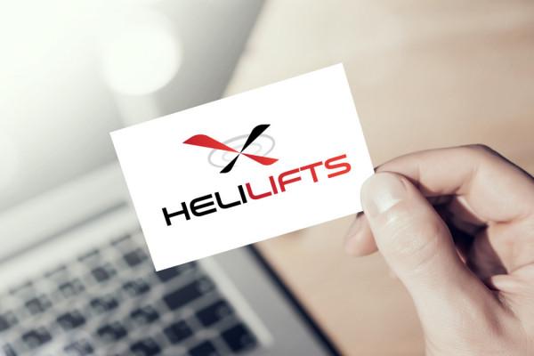 Sample branding #2 for Helilifts