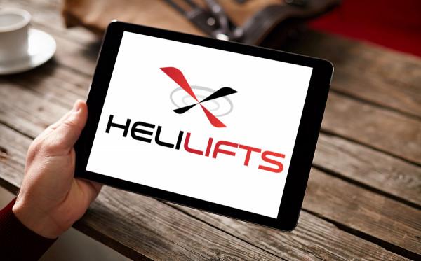 Sample branding #3 for Helilifts