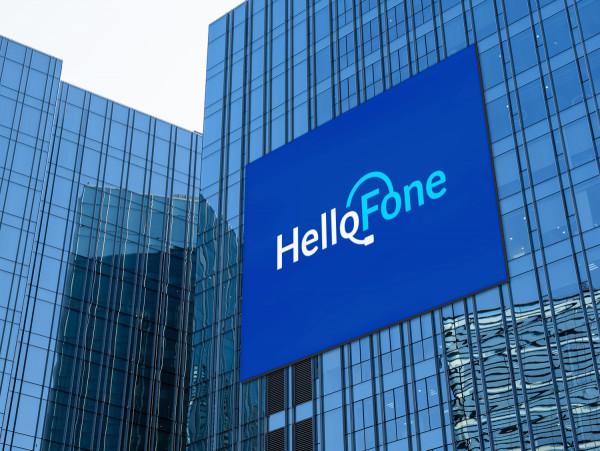 Sample branding #2 for Hellofone