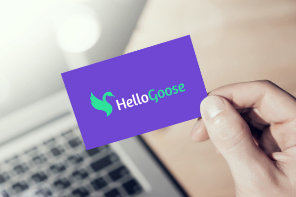 Sample branding #3 for Hellogoose
