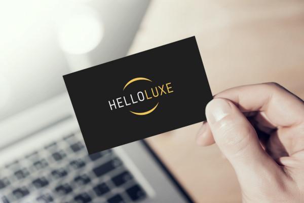 Sample branding #1 for Helloluxe