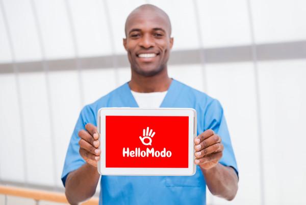 Sample branding #1 for Hellomodo