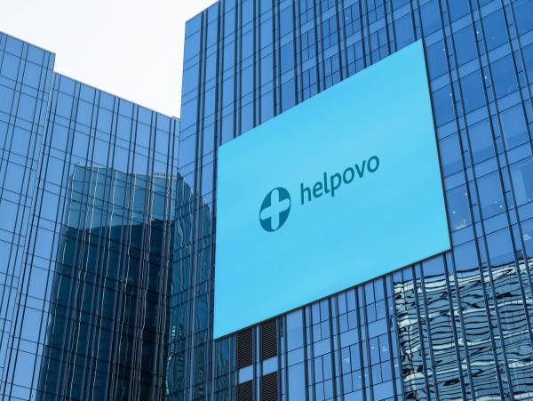 Sample branding #3 for Helpovo