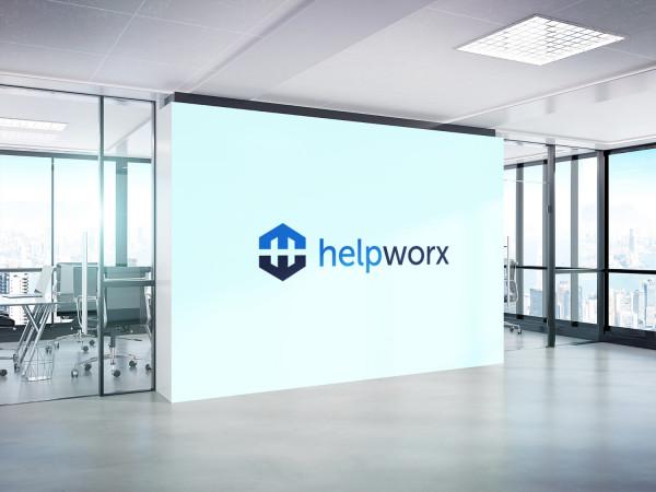 Sample branding #3 for Helpworx