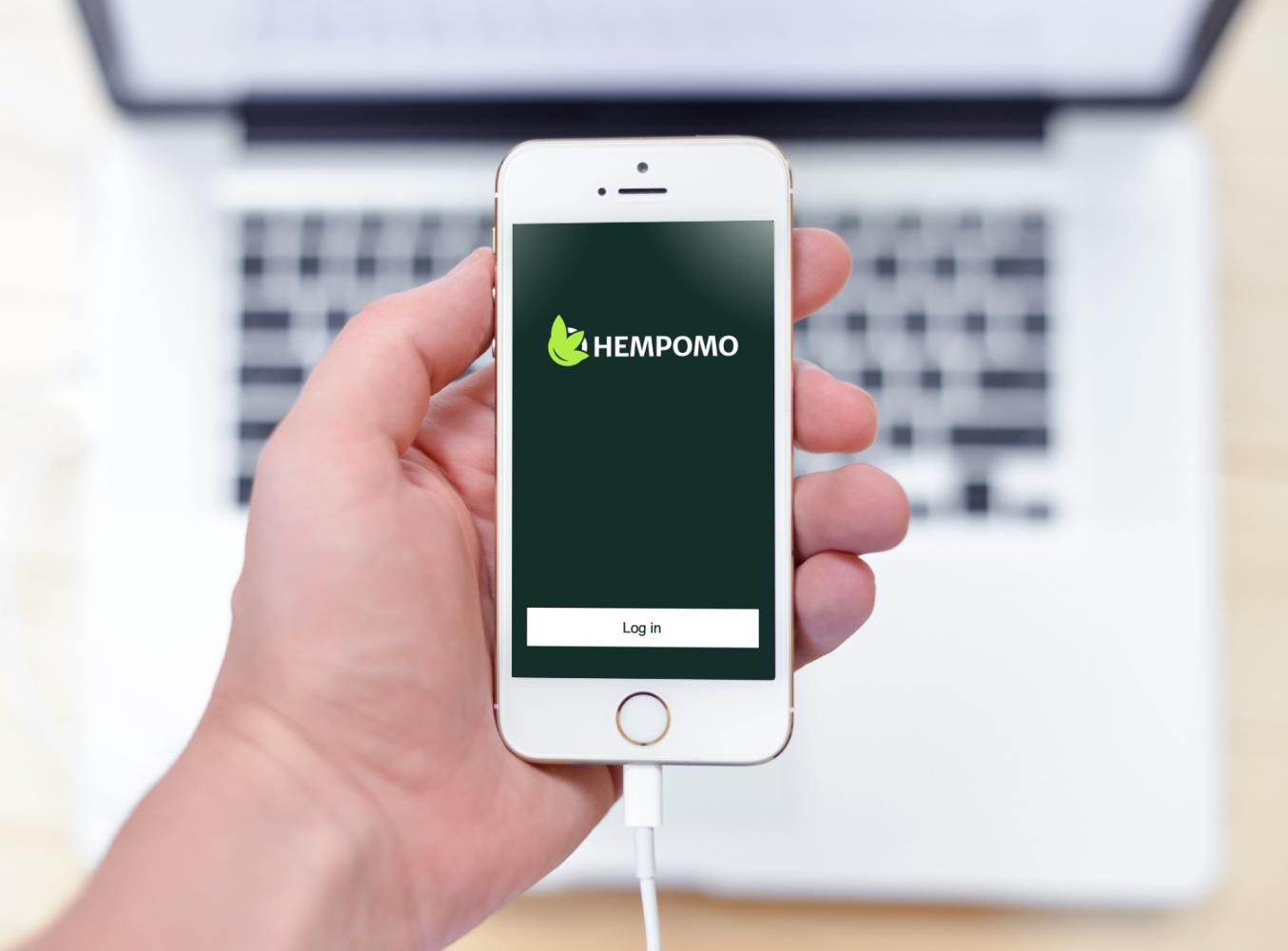Sample branding #3 for Hempomo