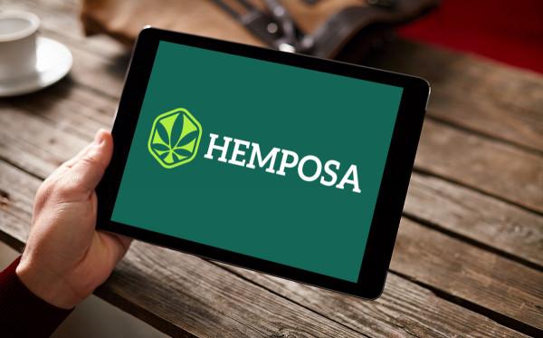 Sample branding #1 for Hemposa