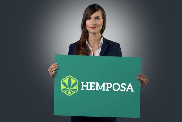 Sample branding #2 for Hemposa