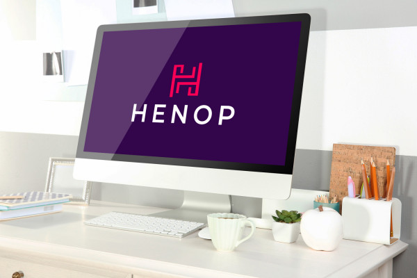 Sample branding #3 for Henop