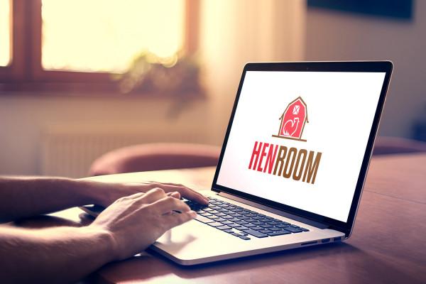 Sample branding #3 for Henroom