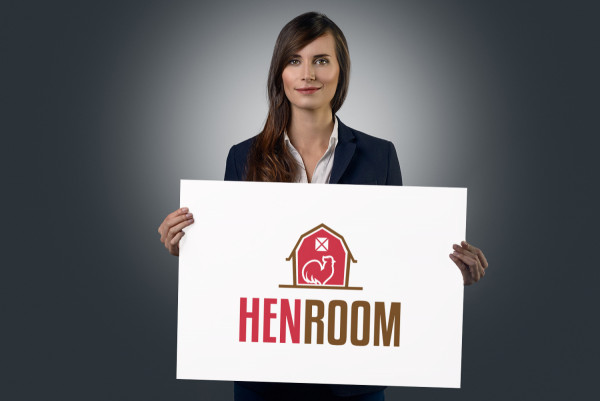 Sample branding #2 for Henroom