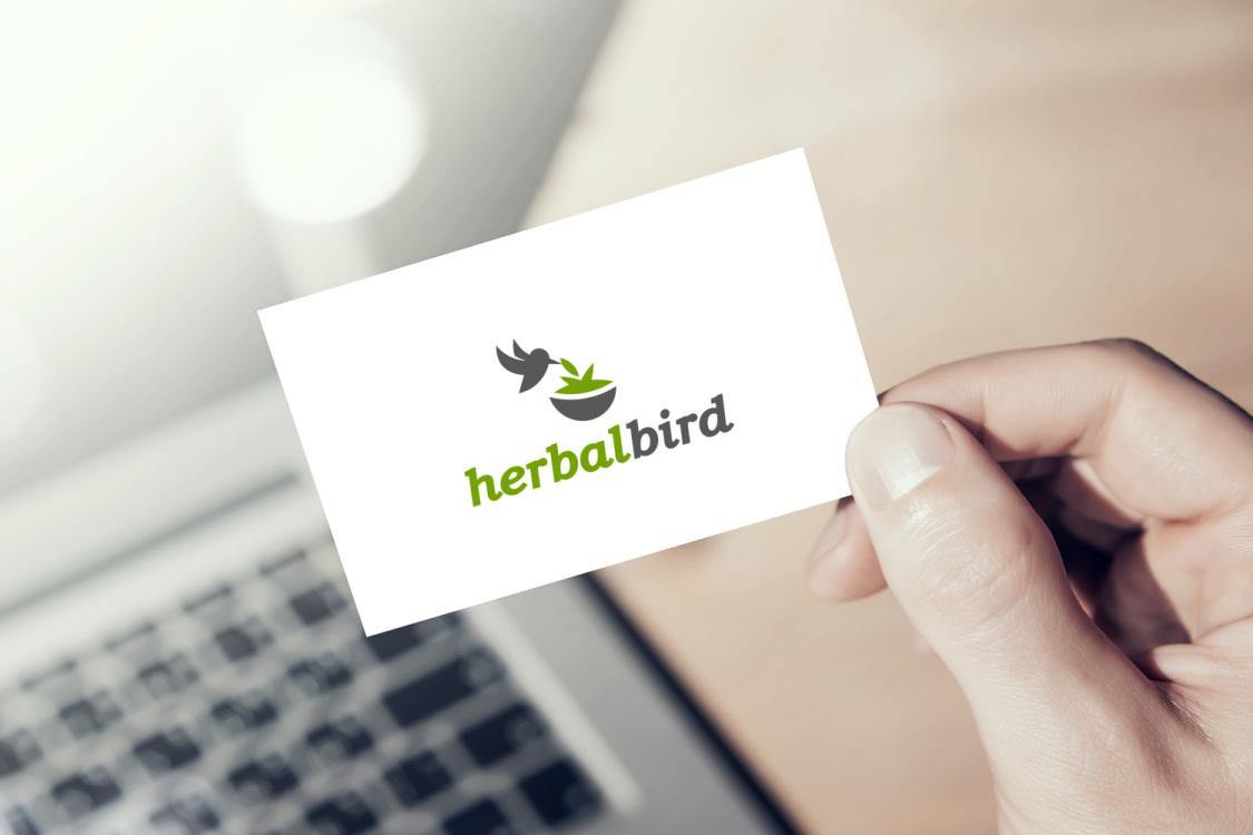 Sample branding #1 for Herbalbird