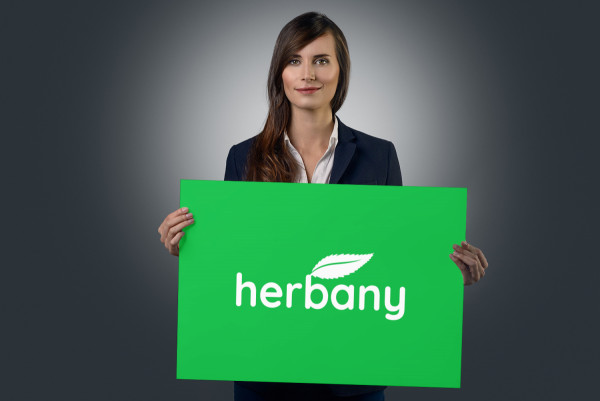 Sample branding #2 for Herbany