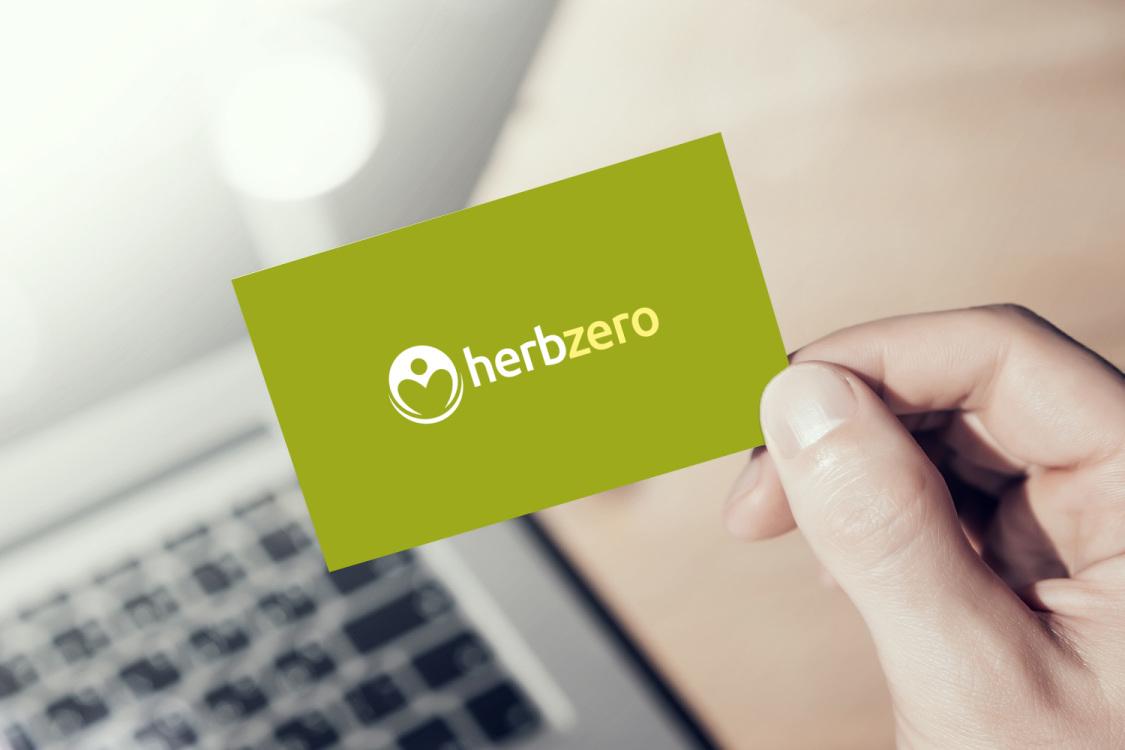 Sample branding #1 for Herbzero