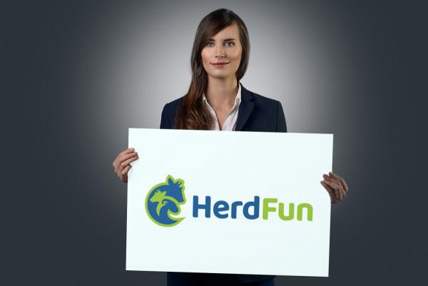 Sample branding #2 for Herdfun