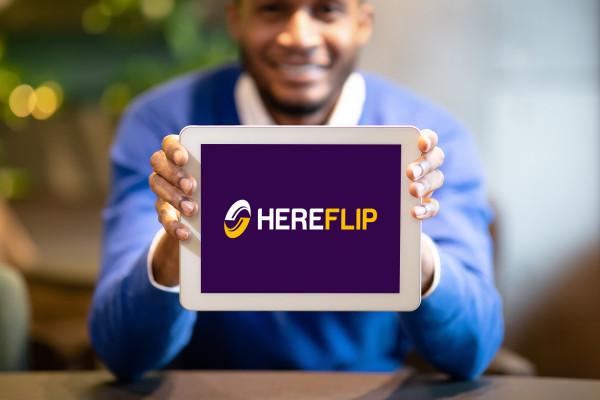 Sample branding #3 for Hereflip