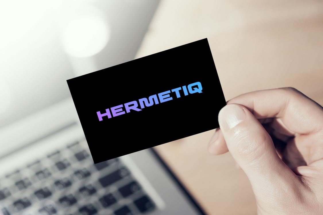Sample branding #3 for Hermetiq
