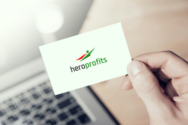 Sample branding #1 for Heroprofits