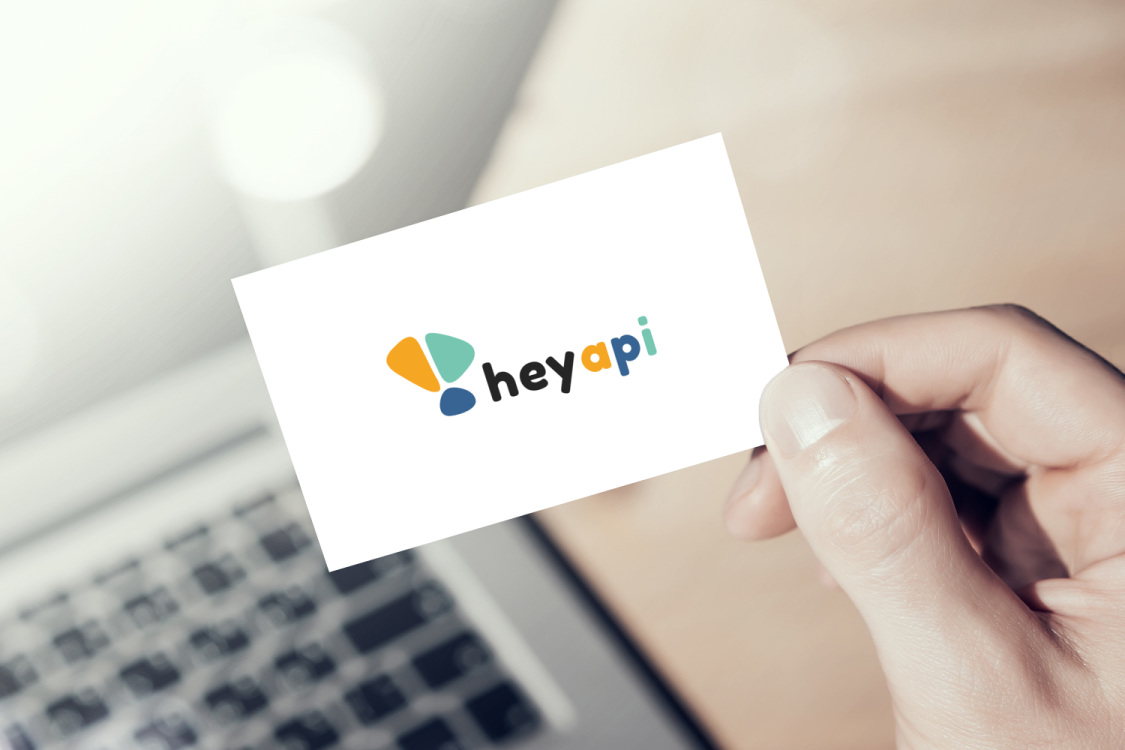 Sample branding #3 for Heyapi