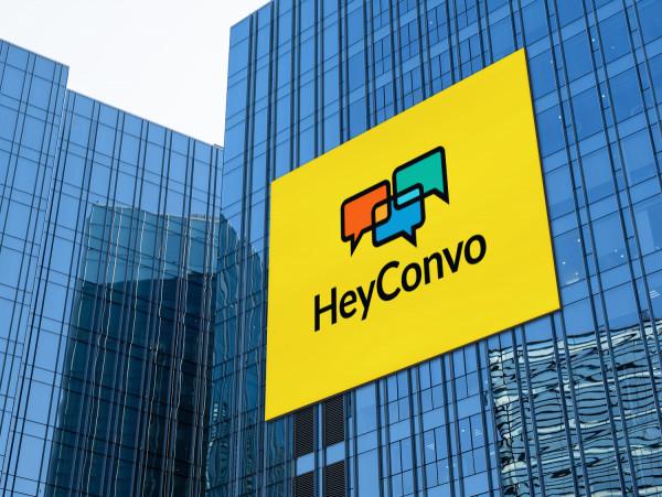 Sample branding #1 for Heyconvo