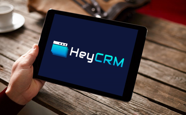 Sample branding #3 for Heycrm