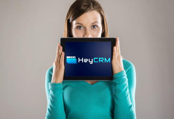 Sample branding #2 for Heycrm