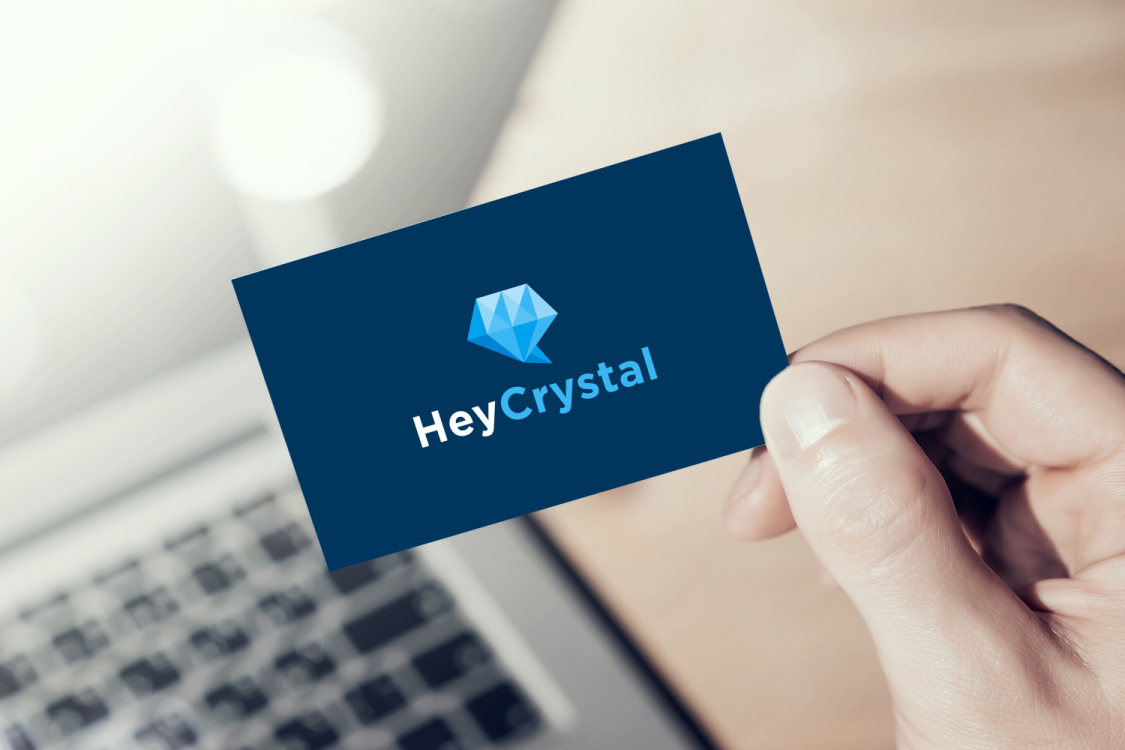 Sample branding #1 for Heycrystal