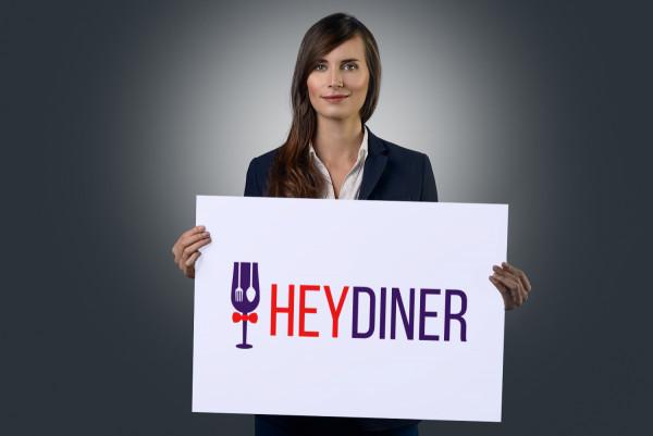 Sample branding #3 for Heydiner
