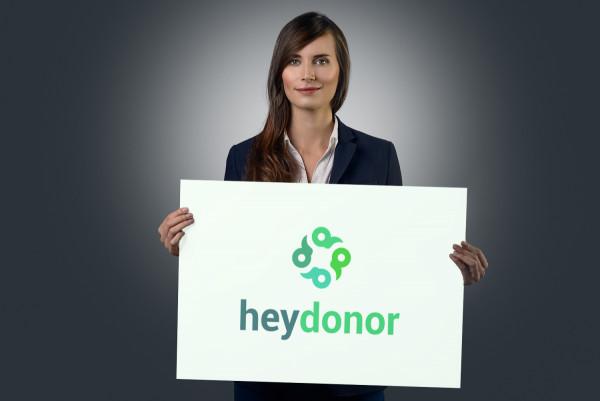 Sample branding #2 for Heydonor
