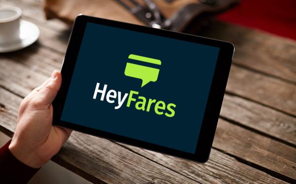 Sample branding #1 for Heyfares
