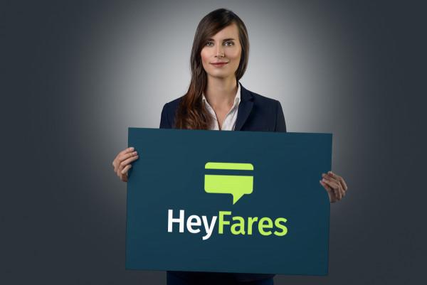 Sample branding #2 for Heyfares