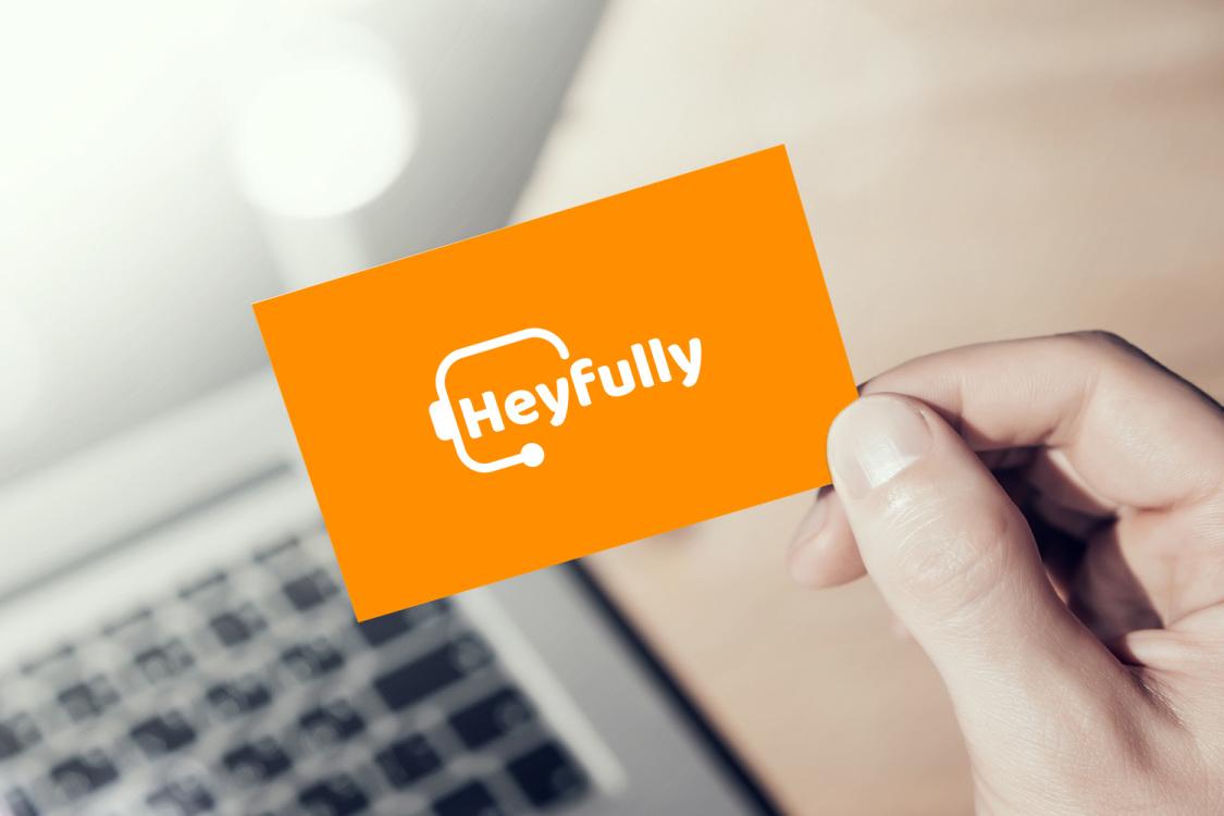 Sample branding #3 for Heyfully