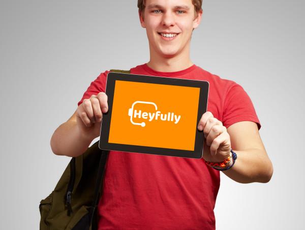 Sample branding #1 for Heyfully