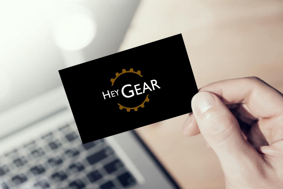 Sample branding #2 for Heygear