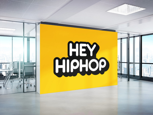 Sample branding #1 for Heyhiphop