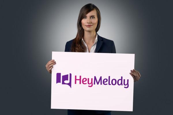 Sample branding #1 for Heymelody