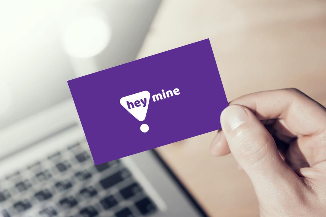 Sample branding #3 for Heymine
