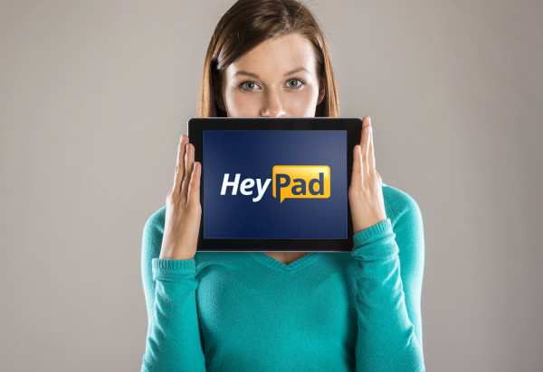 Sample branding #3 for Heypad