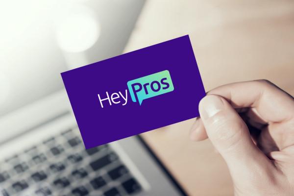 Sample branding #3 for Heypros